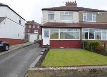 Thumbnail 3 bedroom semi-detached house for sale in Bluehill Lane, Wortley, Leeds, West Yorkshire