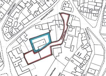 Thumbnail Land for sale in Meadhope Street, Wolsingham, Bishop Auckland