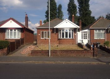Thumbnail 2 bed bungalow to rent in St Chads Road, Bilston