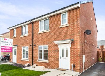 Thumbnail 3 bed semi-detached house for sale in Vickers Lane, Seaton Carew, Hartlepool