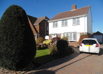 Thumbnail 3 bed detached house for sale in Chesswood Road, Worthing, West Sussex