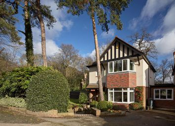 Thumbnail 3 bed link-detached house for sale in The Ridgeway, London