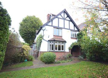 Thumbnail 5 bed semi-detached house for sale in Park Road, Wokingham, Berkshire