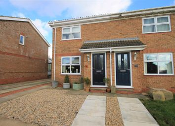 Thumbnail 3 bed semi-detached house for sale in Hailstone Drive, Northallerton