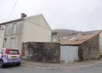 Thumbnail 3 bed end terrace house for sale in High Street, Clydach, Tonypandy