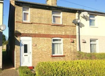 Thumbnail 2 bed semi-detached house to rent in Queens Road, Spalding