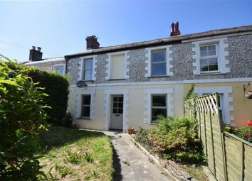 Thumbnail 3 bed terraced house for sale in Victoria Road, Camelford, Cornwall