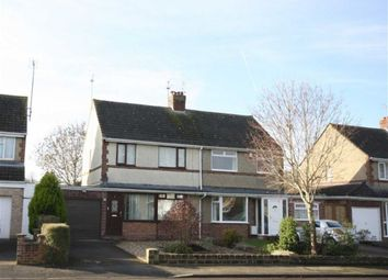 Thumbnail 3 bed semi-detached house for sale in Donnington Grove, Swindon