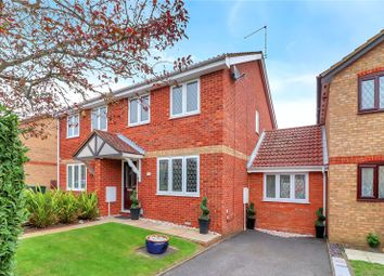 Thumbnail 4 bed semi-detached house for sale in Abbey Drive, Abbots Langley