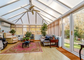 Thumbnail 4 bed bungalow for sale in Cromwell Close, Weeting