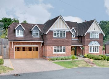 Thumbnail 5 bed detached house for sale in Hill Meadow View, Astwood Bank, Redditch