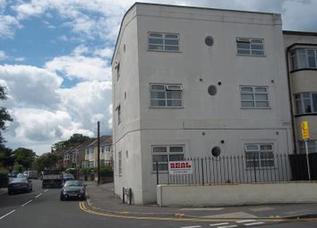 Thumbnail 2 bed flat to rent in Ashley Road, Parkstone, Poole