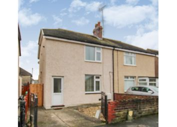Thumbnail 3 bed semi-detached house for sale in Penrhos Avenue, Llandudno Junction