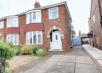 Thumbnail 3 bed semi-detached house for sale in West Common Lane, Scunthorpe