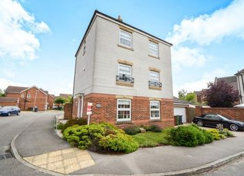 Thumbnail 4 bedroom detached house for sale in Stukeley Close, Lincoln, Lincolnshire, .