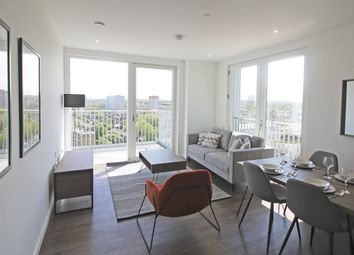 Thumbnail 2 bed flat to rent in Kingwood Apartments, Deptford Landings, Deptford