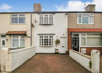 Thumbnail 2 bed terraced house for sale in Grove Street, Birkdale, Southport