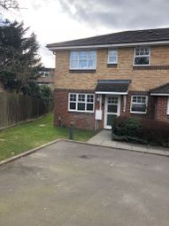 Thumbnail 3 bedroom maisonette to rent in Earlsmead, Luton