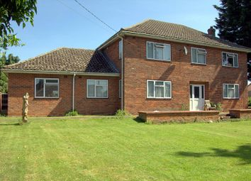 Thumbnail 5 bed detached house to rent in Furlong Road, Stoke Ferry