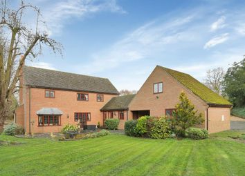 Thumbnail 5 bed detached house for sale in Paradise Lane, Old Dalby, Melton Mowbray