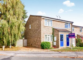 Thumbnail 2 bed end terrace house for sale in Mulberry Way, Basingstoke