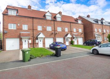 Thumbnail 3 bed town house for sale in Burdon Walk, Castle Eden, Hartlepool
