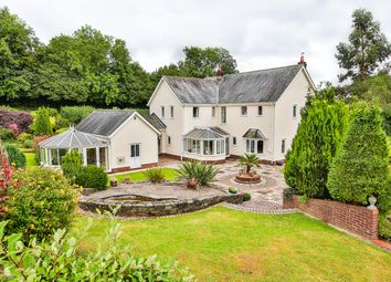 Thumbnail 5 bed detached house for sale in Hendrew Lane, Llandevaud, Newport