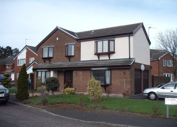 Thumbnail 4 bed detached house to rent in Charlesbye Close, Ormskirk, Lancashire