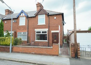 Thumbnail 2 bed end terrace house to rent in Devonshire Avenue East, Hasland, Chesterfield