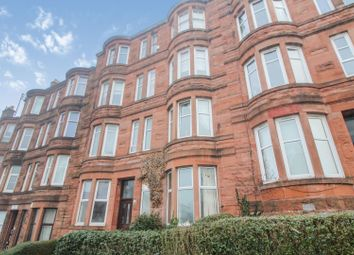 Thumbnail 1 bed flat for sale in 62 Thornwood Avenue, Glasgow