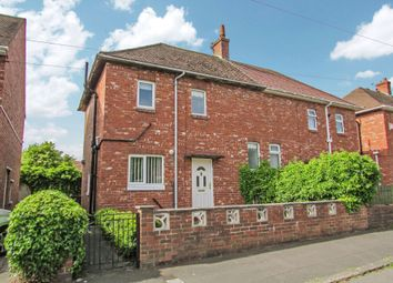 Thumbnail 2 bed semi-detached house for sale in Roslin Park, Bedlington