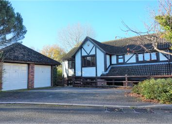 Thumbnail 4 bed detached house for sale in The Brackens, Southampton