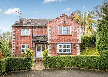 Thumbnail 4 bed detached house for sale in Llewelyn Court, Brymbo, Wrexham, Wrecsam