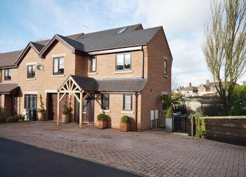 Thumbnail 5 bed detached house for sale in Meadow Close, Leek