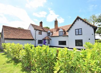 Thumbnail 5 bed farmhouse to rent in Cobblers Green, Felsted, Dunmow
