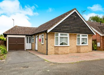 Thumbnail 2 bed detached bungalow for sale in Peatlings Lane, Leverington, Wisbech