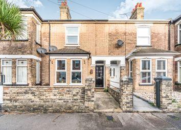 Thumbnail 3 bedroom terraced house for sale in Dene Road, Lowestoft
