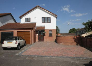 Thumbnail 4 bed detached house to rent in Bignal Rand Close, Wells