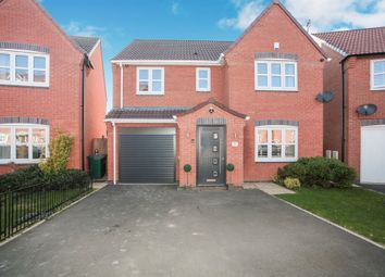 Thumbnail 4 bed detached house for sale in Old Farm Lane, Longford, Coventry