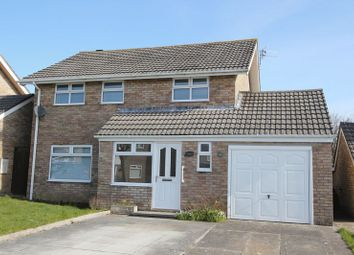 Thumbnail 4 bed detached house for sale in Heol Merioneth, Llantwit Major