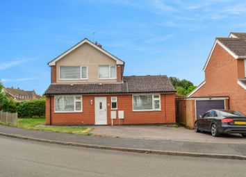 Thumbnail 3 bed semi-detached house for sale in Kew Drive, Oadby, Leicester