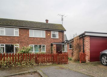 Thumbnail 3 bed property for sale in Poplar Way, Stapleford, Cambridge