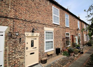 Thumbnail 2 bed terraced house for sale in Carleton Terrace, Yarm