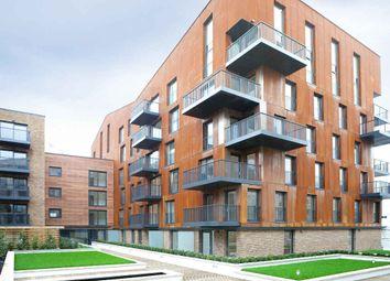 Thumbnail 1 bed flat to rent in Navigation House, Marine Wharf, Lewisham