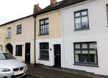3 bed terraced house for sale in Loughborough Road, Whitwick, Coalville LE67