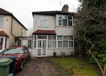 Thumbnail 3 bed semi-detached house for sale in Meadow Lane, Amblecote Road, London