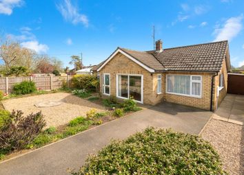 Thumbnail 3 bed detached bungalow for sale in Chapel Lane, Leasingham, Sleaford, Lincolnshire