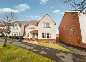Thumbnail 4 bed detached house for sale in Osprey Drive, Penallta, Hengoed