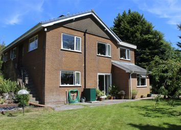 Thumbnail 4 bed detached house for sale in Bryn Heulwen, Bettws Cedewain, Newtown, Powys