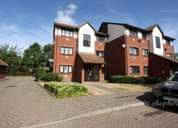 Thumbnail 1 bed flat to rent in Poppy Close, Wallington